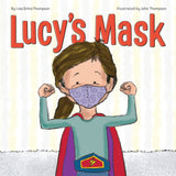 Lucy's Mask Picture Book