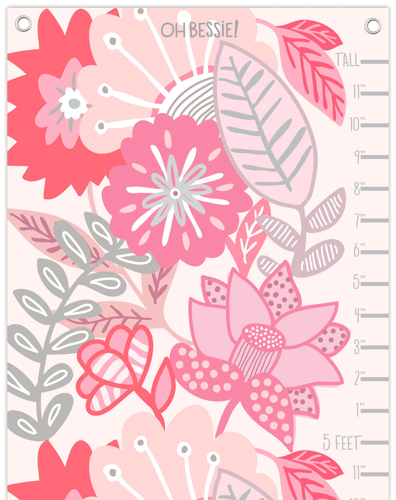 Flower Power Growth Chart