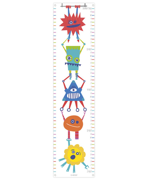 Monsters Growth Chart Oh Bessie