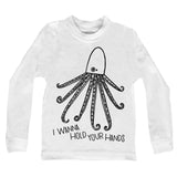 Octopus Hands Long Sleeve Tee