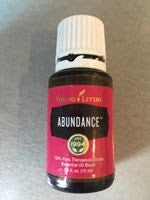 Abundance essential oils blend combines oils such as Orange and Ginger, used by ancient cultures to attract prosperity and love