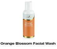 Samala Cosmetics Young Living health and beauty products -  Orange Blossom Facial Wash