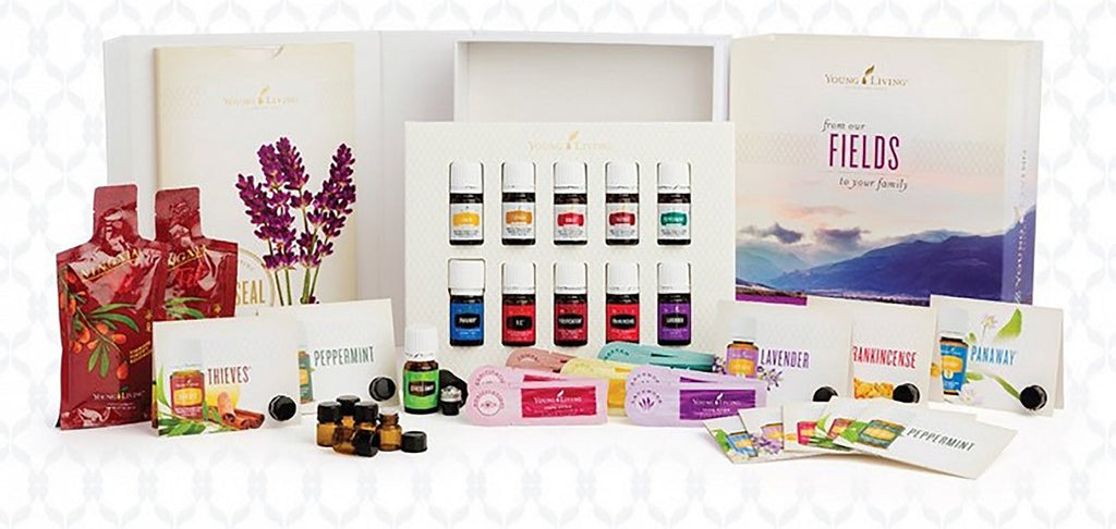 Samala Cosmetics Young Living Premium Starter Kits - the perfect way to introduce someone to the opportunity and lifestyle