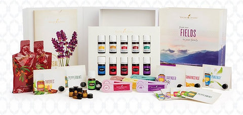 Testimonials about Young Living products on Samala Cosmetics website