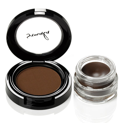 Artistes Luxe Eyeshadow<br> Creme Collection<br> (Rich Brown)