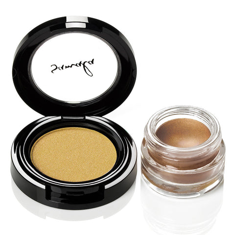 Artistes Luxe Eyeshadow<br> Creme Collection<br> (Rich Gold)