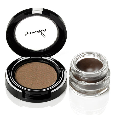 Artistes Luxe Eyeshadow<br> Creme Collection<br> (Shimmer Brown)