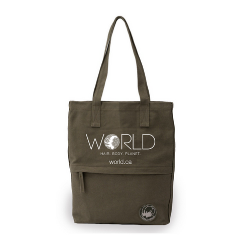 WORLD Organic Cotton Tote