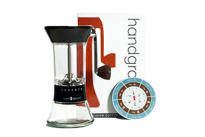 handground-precision-manual-coffee-grinder-black-set