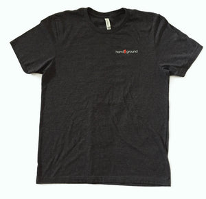 Handground T-Shirt - Dark Grey