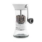 Handground Precision Manual Coffee Grinder: White