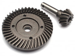 Heavy Duty Bevel Helical Gear Set 43T/13T Underdrive For All 1/10 Axial Trucks