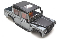 Landrover Super Scale D110 Pickup Truck Body Set 1/10