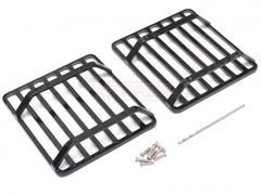 Metal Front Lamp Guard for TRC Defender D90 & D110 Type 1