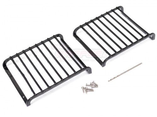 Metal Front Lamp Guard for TRC Defender D90 & D110 Type 2