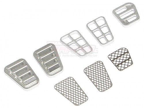 Metal Hood Air Vents Cover for TRC Defender D90 & D110