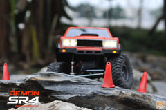 Cross-RC SR4 Demon Complete Kit B Version