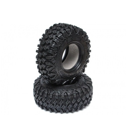 Xtreme 1.9 MC1 Rock Crawling Tires 4.19x1.46 SNAIL SLIME™ Compound W/ 2-Stage Foams (Super Soft) Recon G6 Certified