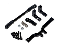 Boom Racing Aluminum Front Low Profile Truss Conversion Kit for Scale PHAT Axle Defender D90/D110 for Boom Racing D90/D110 Chassis