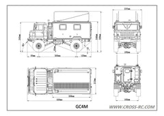 Cross-rc GC4M Complete Kit