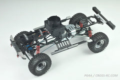 Cross-rc PG4A Complete Kit