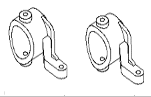PG4A/S Steering Knuckles