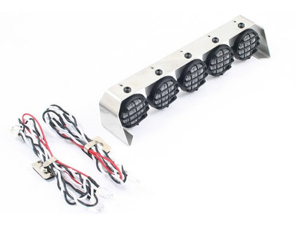 Fastrax 5-Light Cluster Bar 18mm Lights With Leds