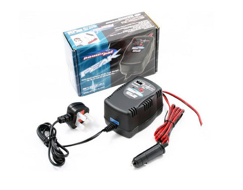 Etronix Powerpal Peak Charger AC/DC 1/2/4 Amp
