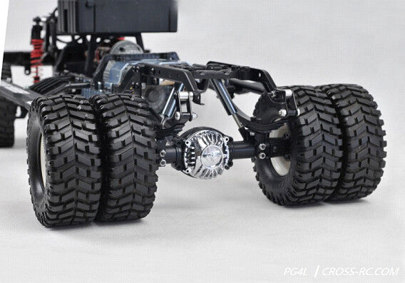Cross Rc Pg4l Complete Kit Greens Models