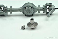 Rear Alloy Axle For Cross RC GC4/HC4