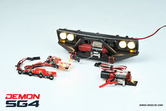 Cross-RC SG4 Demon Complete Kit C Version