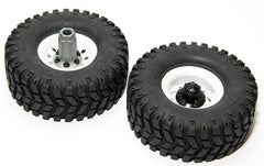 PG4L Complete Rear Dually Wheel And Tyre Set