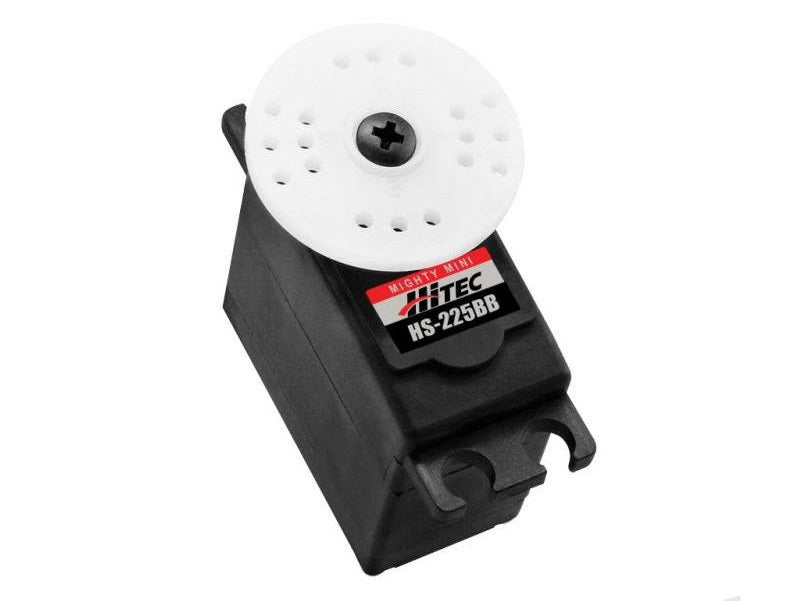 HS225BB Mighty Mini Servo High Torque & Speed by Hitec