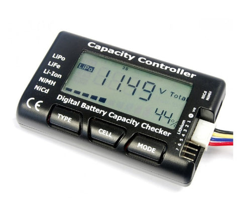 Battery Capacity Checker