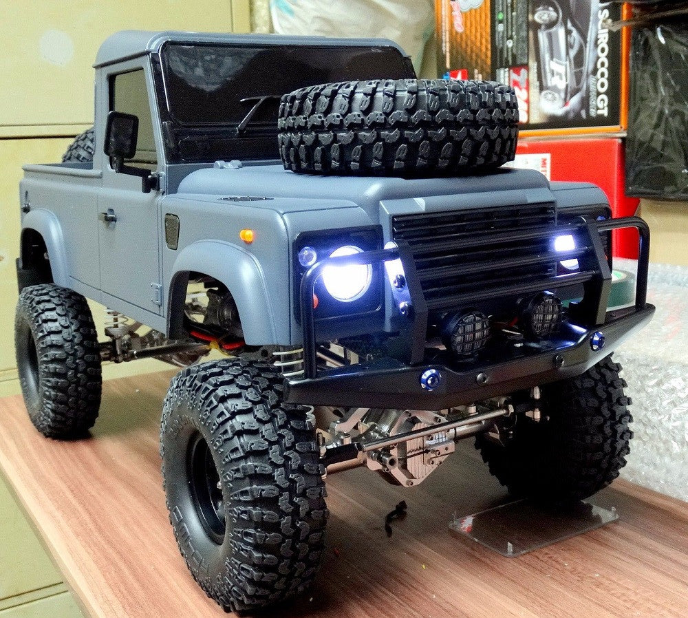 Land Rover Pick Up Truck Body Shell 1/10 Scale For 313mm