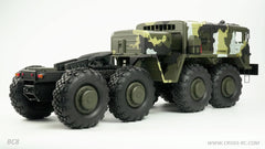 Cross-RC BC8 Mammoth (Flagship Version)