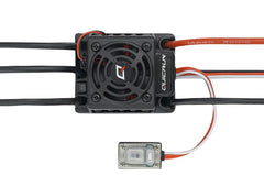 Hobbywing Quicrun-WP-10BL60 Waterproof Esc And TenShock 6 Pole Sensorless 1250KV Brushless Motor (Combo)