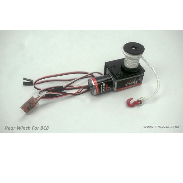 BC8 Mammoth Winch With Controller