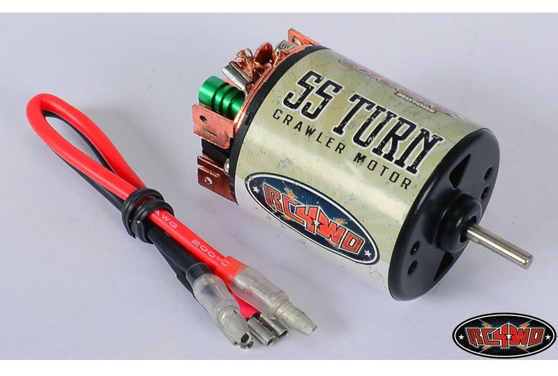 RC4WD Brushed 55T Boost Rebuildable Crawler  Motor