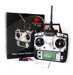 FlySky FS-T6 6 Channel Radio Set For Trucks