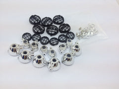 Spot Light Set 18mm And 12mm Set Of 6 Each