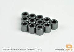 Cross-RC Aluminium Spacers For Links Etc