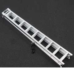 1/10 RC Rock Crawler Accessories 6 inch Aluminum Ladder