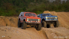 Cross-RC AT4 EMO 4WD RTR (Blue)