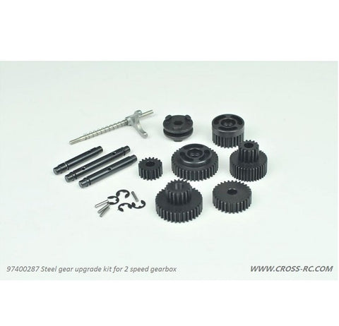 BC8 Mammoth Main Gearbox Gear Set
