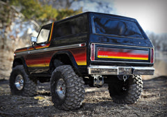 Traxxas TRX-4 Bronco XLT RTR (Sunset Colour)