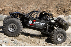 Axial RR10 Bomber 1/10 4WD RTR Grey