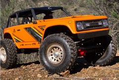 Axial Wraith 1.9 1/10 4WD RTR Orange