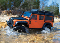 TRX-4 Land Rover Defender 110 Adventure Edition (TQi/No Batt/No Chg)