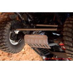 PG4 Sump Axle Guard